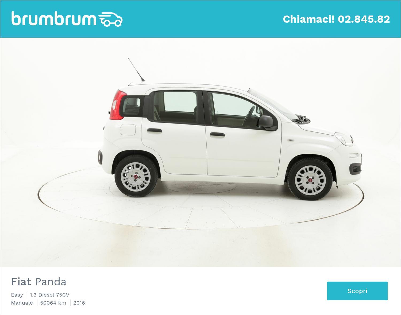 Fiat Panda usata del 2016 con 50.075 km | brumbrum