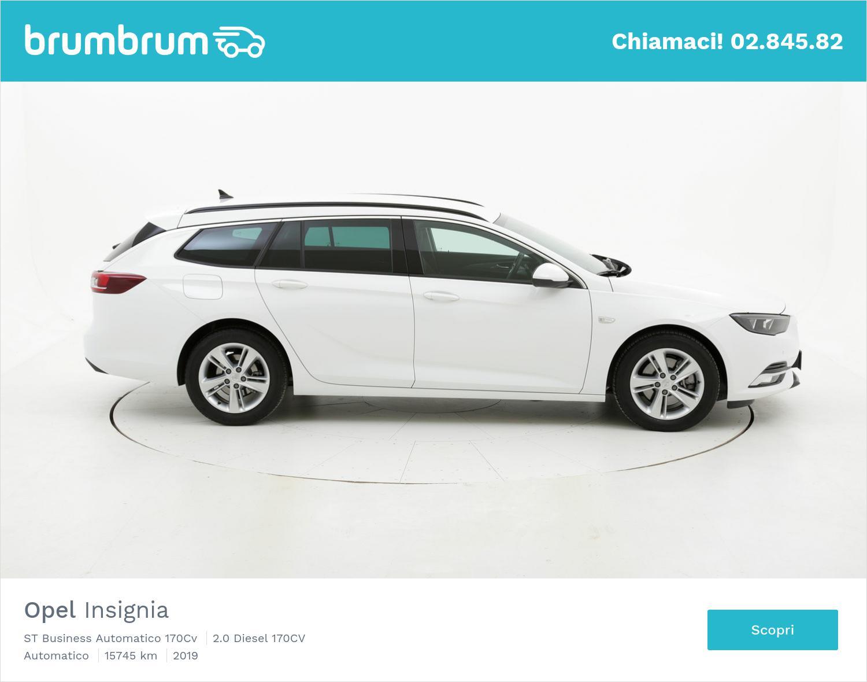 Opel Insignia usata del 2019 con 16.027 km | brumbrum