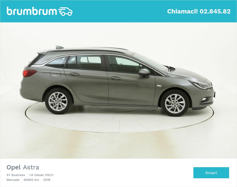 Opel Astra usata del 2018 con 60.908 km | brumbrum