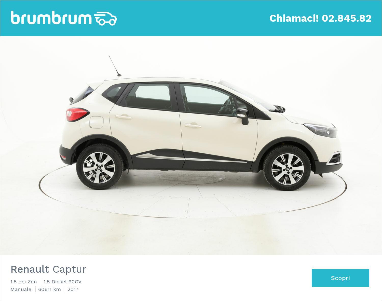 Renault Captur usata del 2017 con 60.760 km | brumbrum