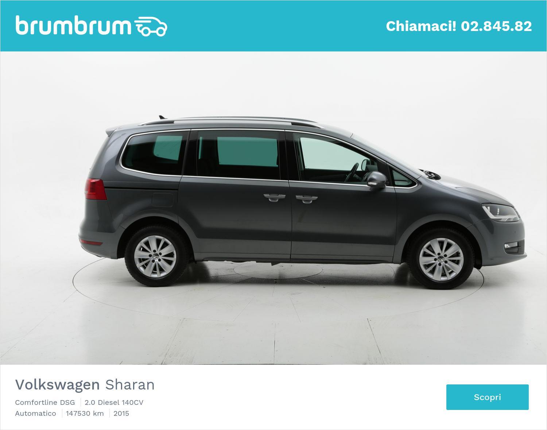 Volkswagen Sharan usata del 2015 con 147.607 km | brumbrum