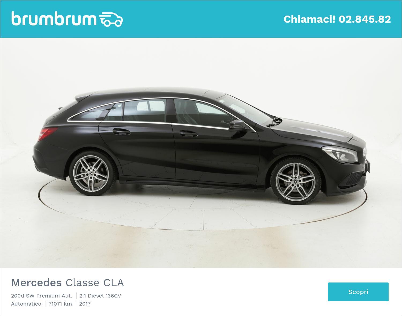 Mercedes Classe CLA usata del 2017 con 71.181 km   brumbrum