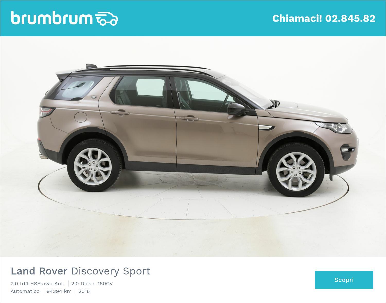 Land Rover Discovery Sport usata del 2016 con 94.508 km   brumbrum