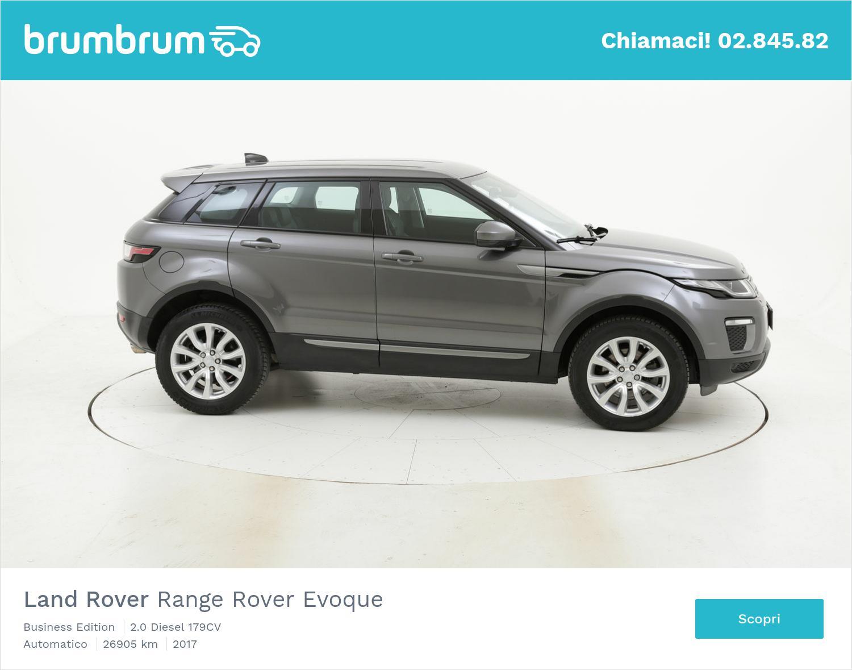 Land Rover Range Rover Evoque usata del 2017 con 18.738 km   brumbrum
