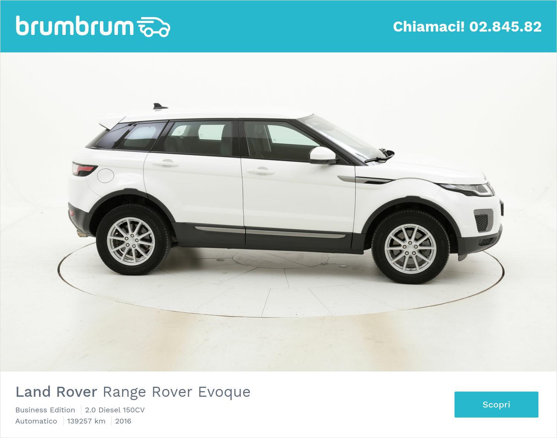Land Rover Range Rover Evoque usata del 2016 con 139.228 km   brumbrum