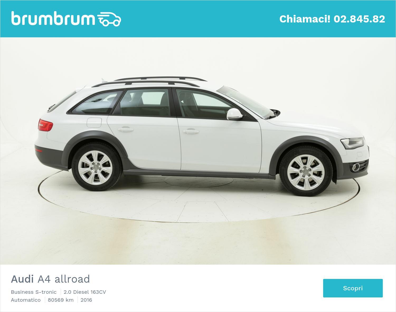 Audi A4 allroad usata del 2016 con 80.617 km   brumbrum