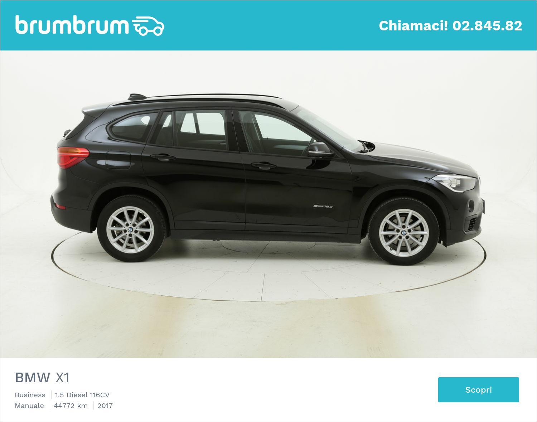 BMW X1 usata del 2017 con 45.254 km | brumbrum