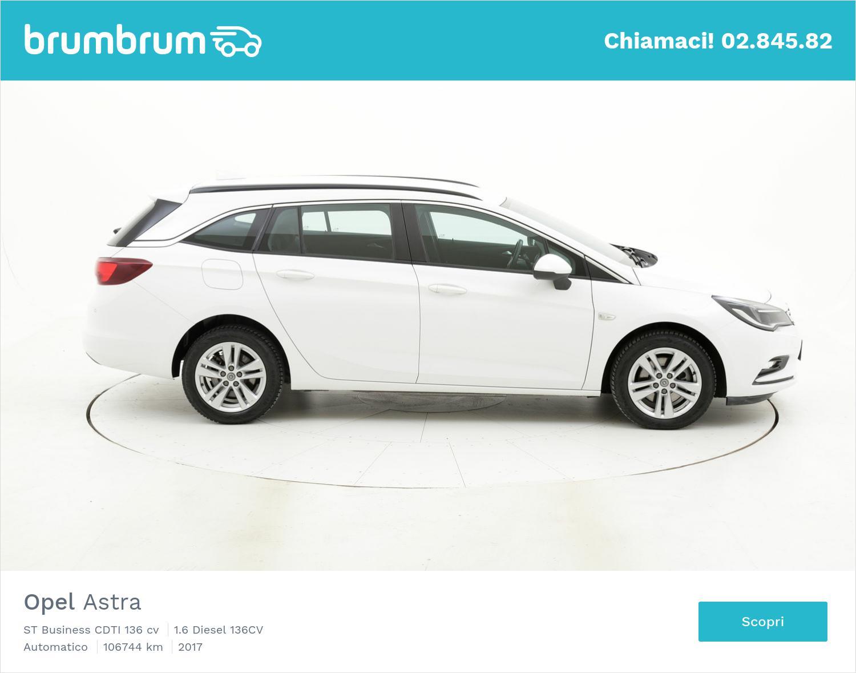 Opel Astra usata del 2017 con 106.943 km | brumbrum