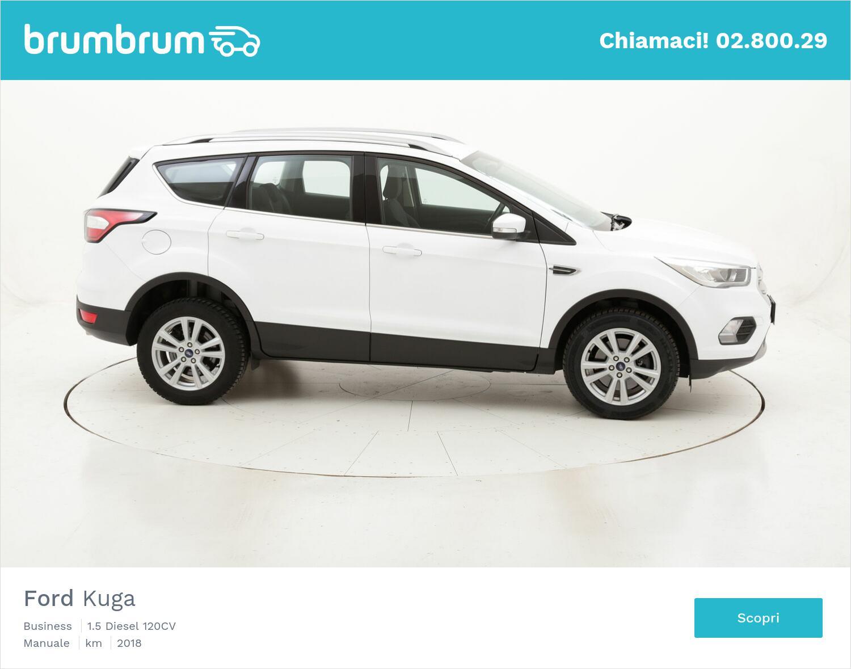Ford Kuga Business usata del 2018 con 103.945 km | brumbrum