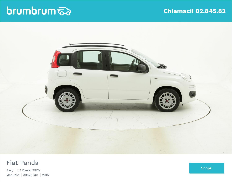 Fiat Panda usata del 2015 con 39.530 km   brumbrum