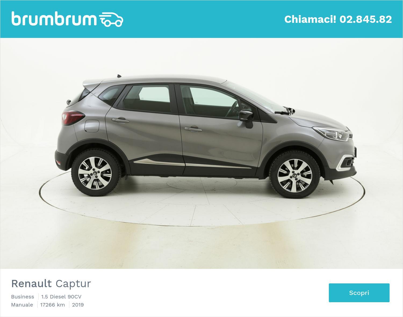 Renault Captur usata del 2019 con 17.833 km | brumbrum