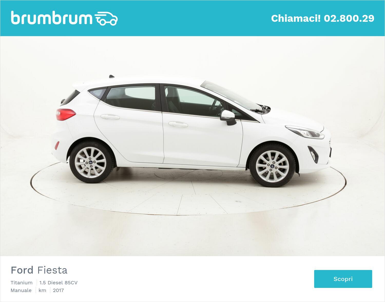 Ford Fiesta Titanium usata del 2017 con 46.029 km   brumbrum
