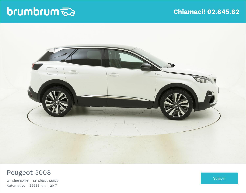 Peugeot 3008 usata del 2017 con 60.116 km | brumbrum