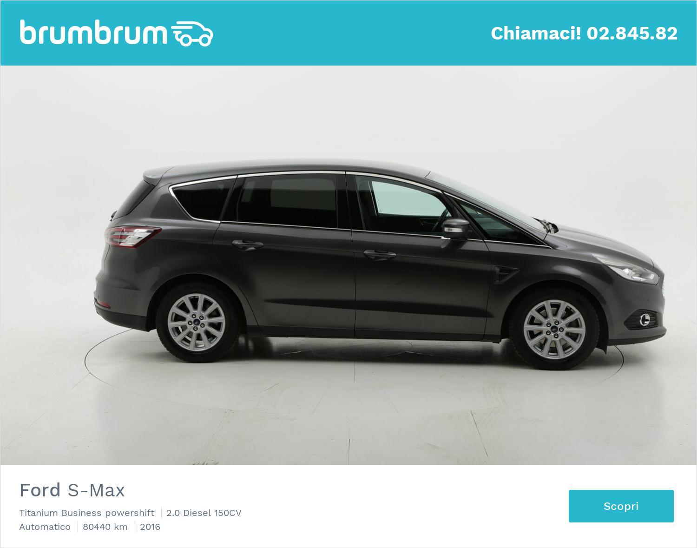 Ford S-Max usata del 2016 con 80.485 km | brumbrum
