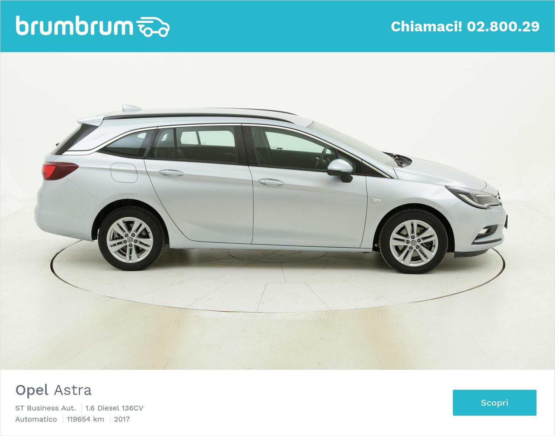 Opel Astra usata del 2017 con 119.898 km   brumbrum
