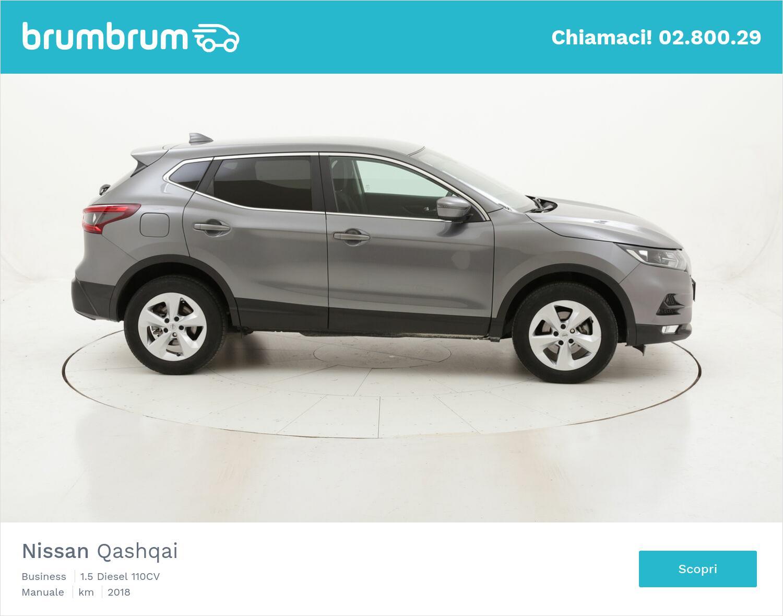 Nissan Qashqai Business usata del 2018 con 47.883 km | brumbrum