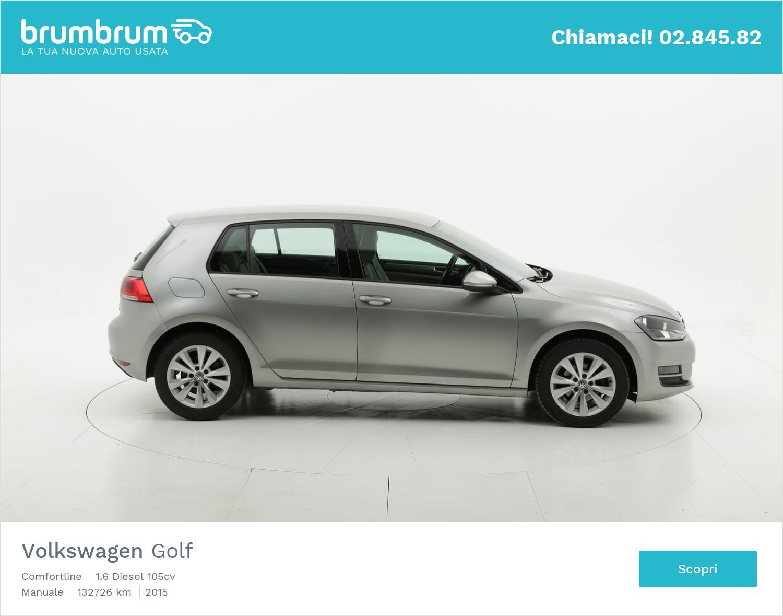 Volkswagen Golf usata del 2015 con 133.916 km | brumbrum