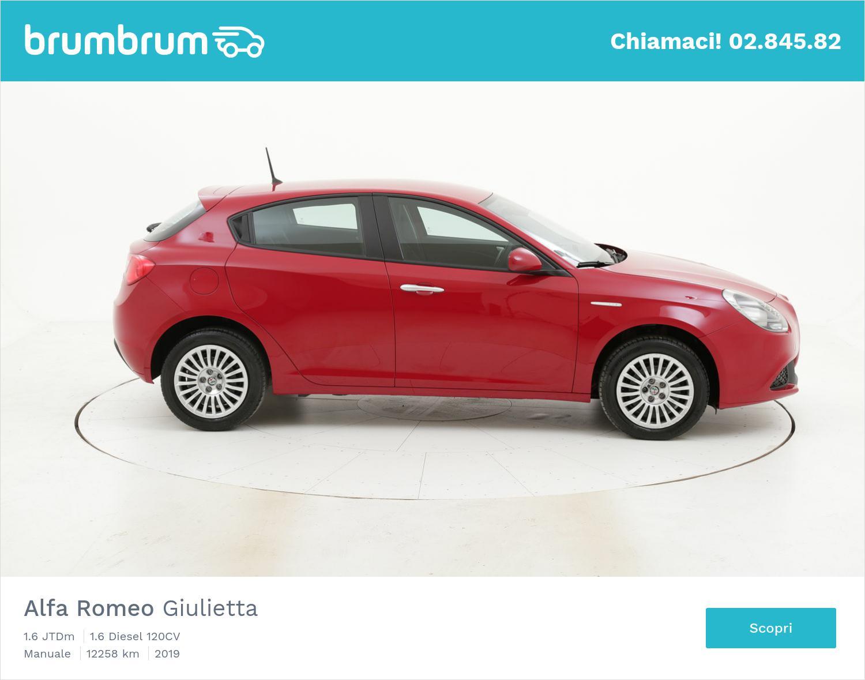 Alfa Romeo Giulietta usata del 2019 con 12.478 km | brumbrum