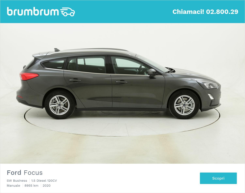 Ford Focus SW Business usata del 2020 con 8.963 km   brumbrum
