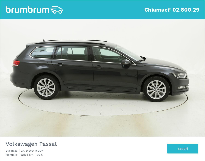 Volkswagen Passat Business usata del 2016 con 62.369 km | brumbrum