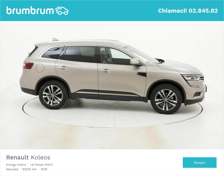 Renault Koleos usata del 2018 con 92.469 km | brumbrum
