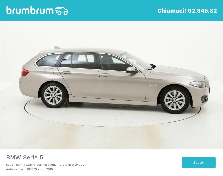 BMW Serie 5 usata del 2016 con 103.964 km | brumbrum