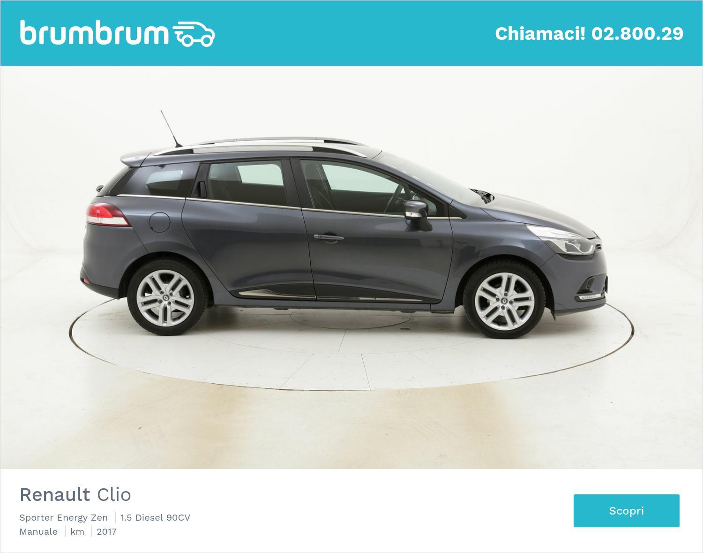 Renault Clio Sporter Energy Zen usata del 2017 con 68.567 km   brumbrum