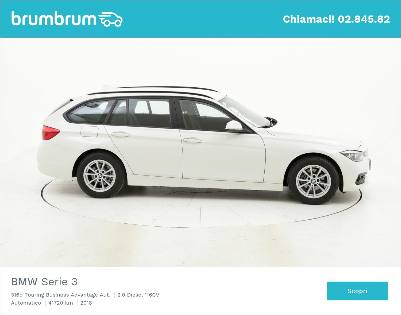 BMW Serie 3 usata del 2018 con 41.784 km | brumbrum