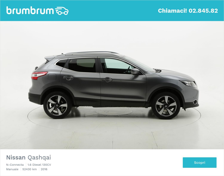 Nissan Qashqai usata del 2016 con 52.724 km | brumbrum