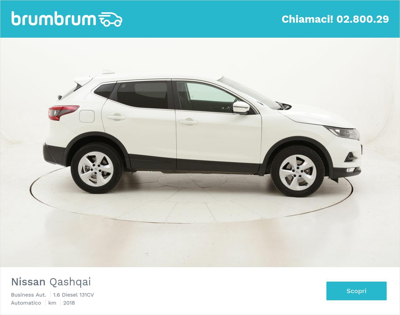 Nissan Qashqai Business Aut. usata del 2018 con 34.704 km | brumbrum