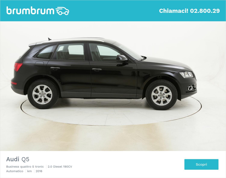 Audi Q5 Business quattro S tronic usata del 2016 con 97.752 km | brumbrum