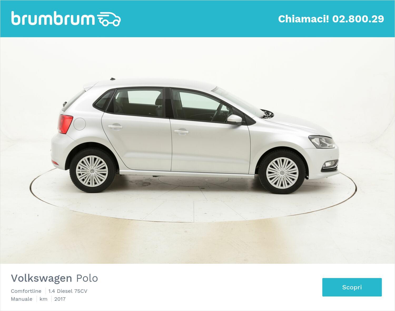 Volkswagen Polo Comfortline usata del 2017 con 46.163 km | brumbrum
