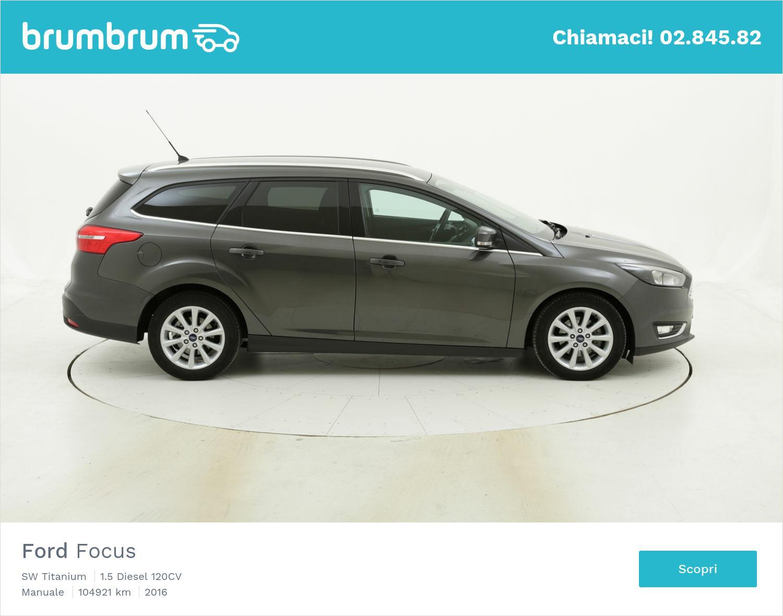 Ford Focus usata del 2016 con 105.451 km | brumbrum