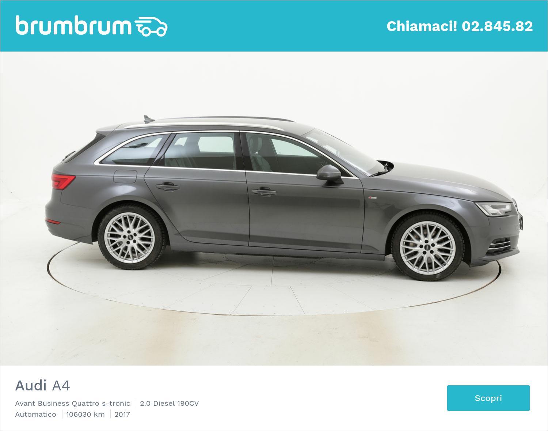 Audi A4 usata del 2017 con 106.399 km | brumbrum