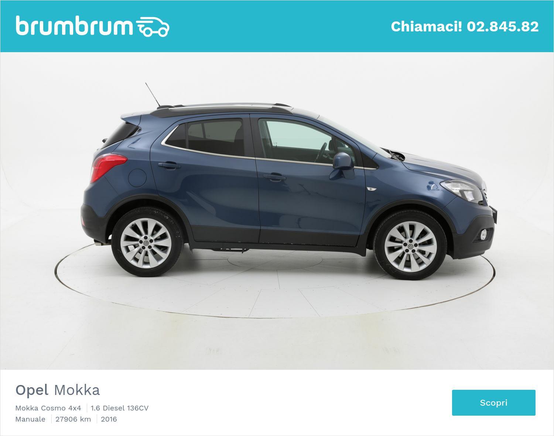 Opel Mokka usata del 2016 con 28.291 km   brumbrum