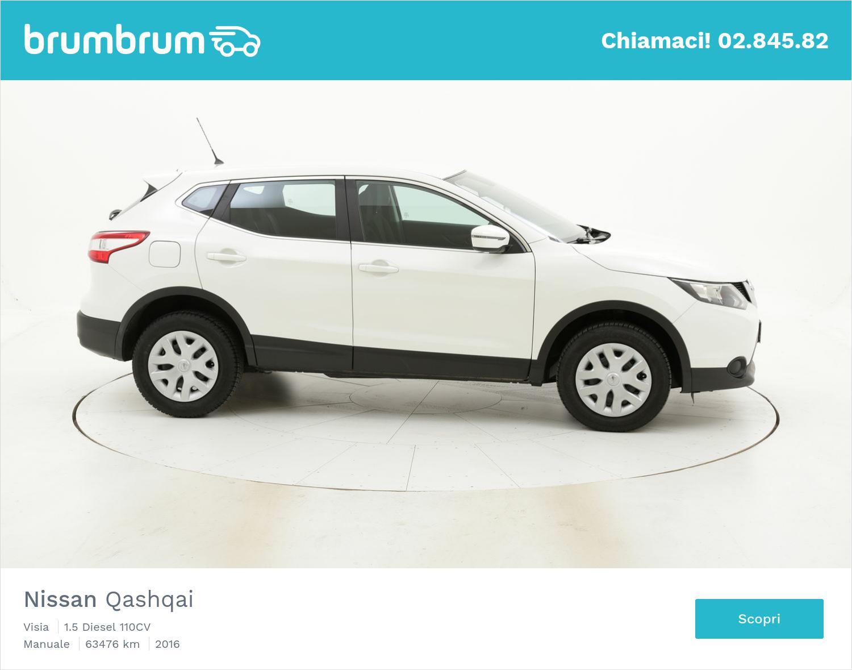 Nissan Qashqai usata del 2016 con 63.507 km | brumbrum