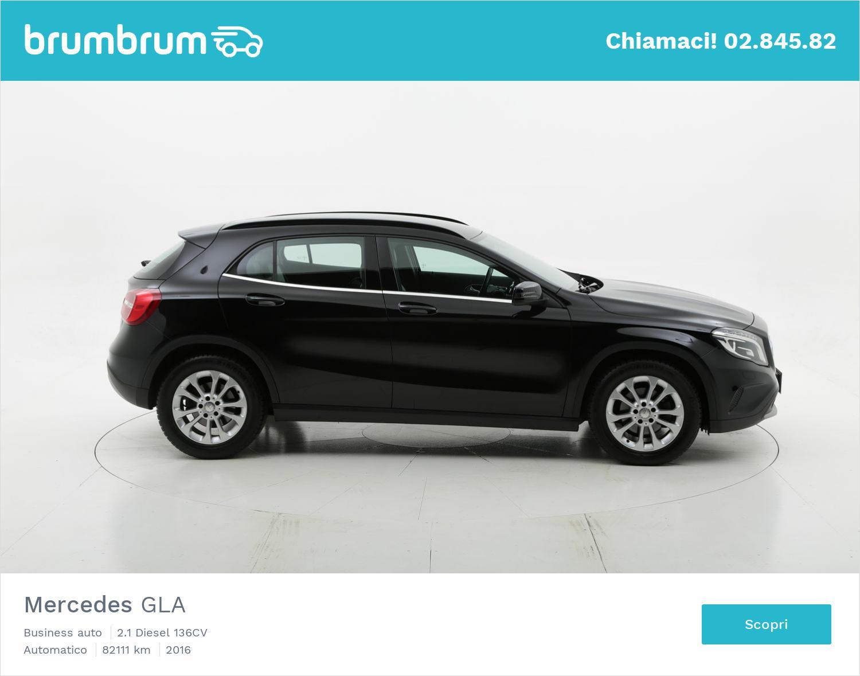 Mercedes GLA usata del 2016 con 82.207 km | brumbrum