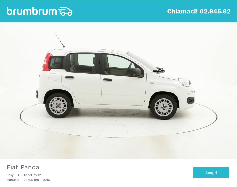 Fiat Panda usata del 2016 con 30.953 km | brumbrum