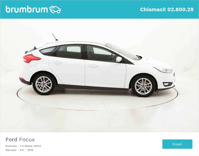 Ford Focus Business usata del 2018 con 102.359 km | brumbrum