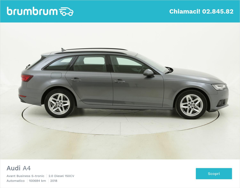 Audi A4 usata del 2018 con 101.127 km | brumbrum