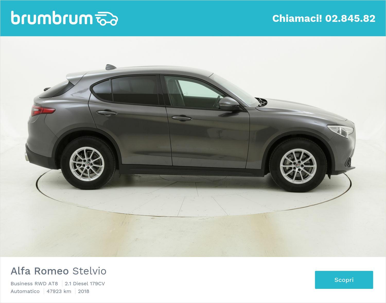 Alfa Romeo Stelvio usata del 2018 con 48.059 km | brumbrum