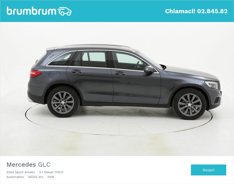Mercedes GLC usata del 2016 con 50.563 km | brumbrum