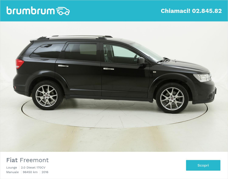 Fiat Freemont usata del 2016 con 96.565 km | brumbrum