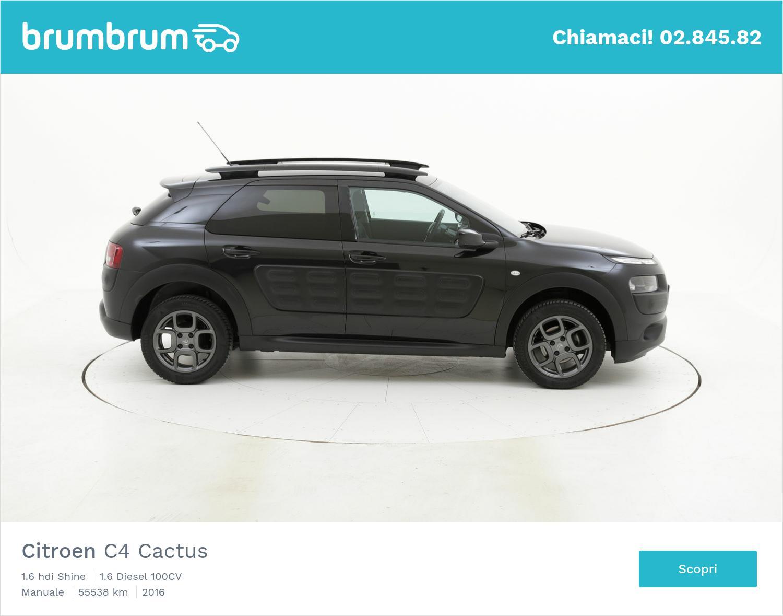 Citroen C4 Cactus usata del 2016 con 55.887 km | brumbrum