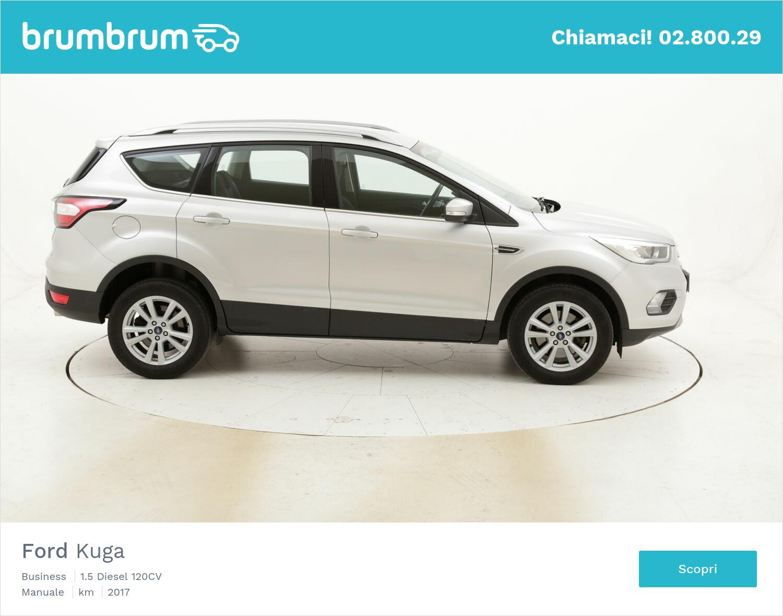 Ford Kuga Business usata del 2017 con 58.115 km | brumbrum