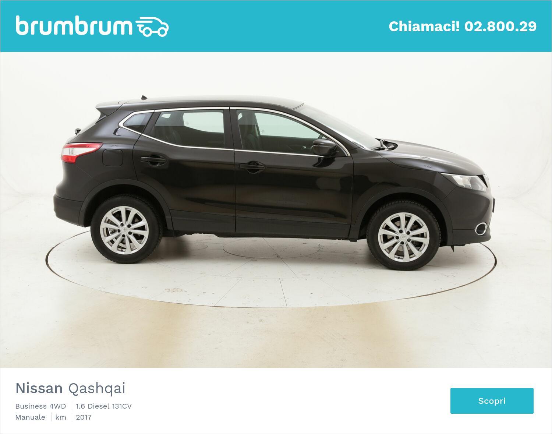 Nissan Qashqai Business 4WD usata del 2017 con 42.332 km | brumbrum