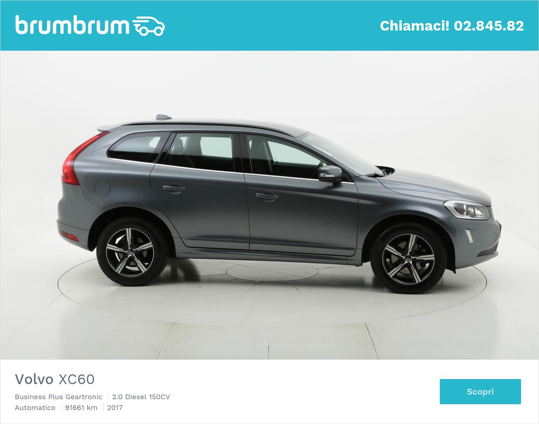 Volvo XC60 usata del 2017 con 91.701 km | brumbrum