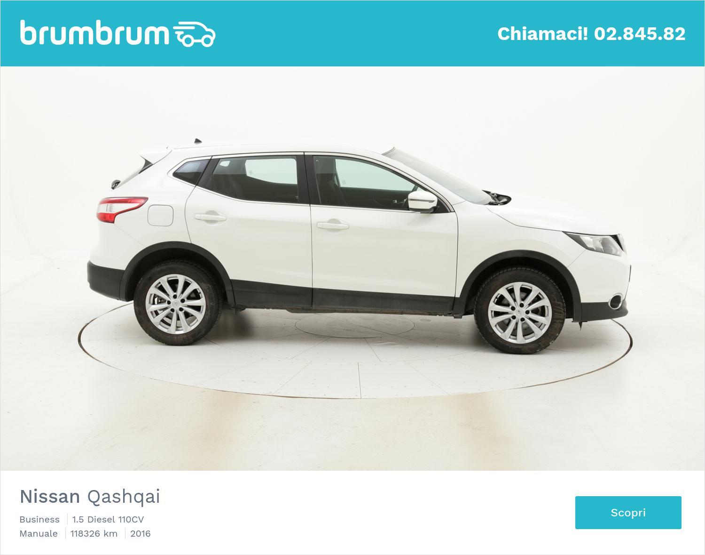 Nissan Qashqai usata del 2016 con 118.386 km | brumbrum