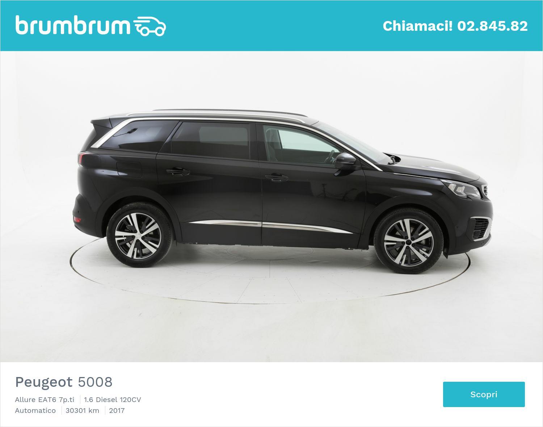 Peugeot 5008 usata del 2017 con 30.338 km   brumbrum