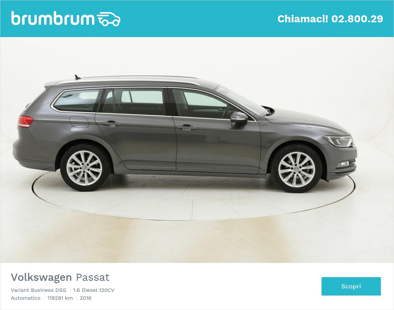 Volkswagen Passat Variant Business DSG usata del 2016 con 119.813 km | brumbrum